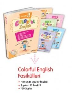 Dörtrenk Yayınları İlkokul 3.Sınıf Colorful English Grade 3