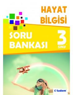 Tudem Yayınları İlkokul 3.Sınıf Hayat Bilgisi Soru Bankası