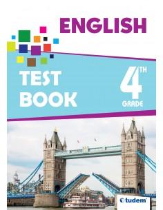 Tudem Yayınları İlkokul 4.Sınıf English Test Book