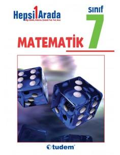 Tudem Yayınları 7.Sınıf Matematik Hepsi 1 Arada