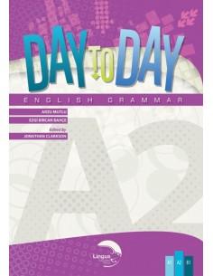 Gündüz Yayınları Day to Day English Grammer A2