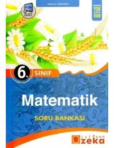 İşleyen Zeka Yayınları Ortaokul 6. Sınıf Matematik Soru Bankası