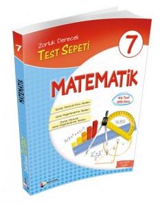 Dörtrenk Yayınları Ortaokul 7.Sınıf Matematik Test Sepeti