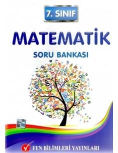 Fen Bilimleri Yayınları Ortaokul 7.Sınıf Matematik Soru Bankası