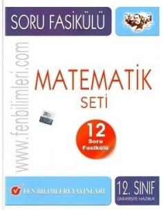 Fen Bilimleri Yayınları Lise 12.Sınıf Matematik Soru Fasikülleri