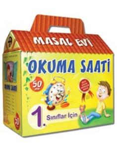 Damla Yayınları ilkokul 1.Sınıf Okuma Saati - Masal Evim