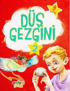 Erdem Yayınları 3.Sınıf Düş Gezgini Dizisi 2 Hikaye Seti (8 Kitap)