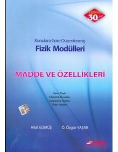 Esen Yayınları Fizik Modülleri Madde ve Özellikleri