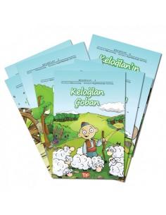 Top Yayınları 1.Sınıflar için Keloğlan Hikaye Seti
