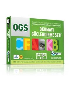 Adeda Yayınları Okumayı Güçlendirme Seti (OGS 14 - 18 YAŞ)
