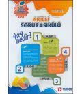 Türev Yayınları 8.sınıf T.C. Inkılap Tarihi ve Atatürkçülük Akıllı Soru Fasikülü