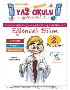 5 Renk Yayınları 2.Sınıf Hafta Hafta Eğlenceli Yaz Okulu(2.Sınıfa Geçenlere)