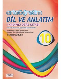 Akpa Akköprü Yayınları 10.Sınıf Dil ve Anlatım Yardımcı Ders Kitabı