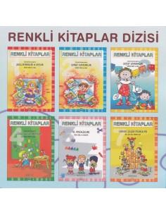 Angora Yayınları Okul Öncesi Renkli Kitaplar Dizi