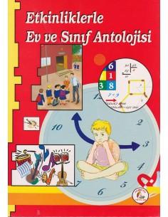 Ateşböceği Yayınları Okul Öncesi Etkinliklerle Sınıf Antolojisi