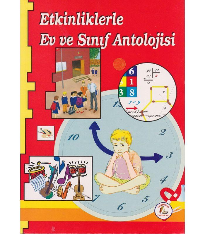 Ateşböceği Yayınları Etkinliklerle Ev Ve Sınıf Antolojisi