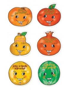 Yapa Yayınları 2 Yaş ve Üzeri 360 Öykü Dizisi Meyveler