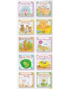 Yapa Yayınları 3 Yaş ve Üzeri 360 Öykü Dizisi Küçük Kitaplar