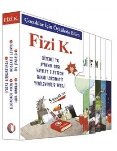 Odtü Yayınları 5. Ve 6. Sınıflar Için Çocuklar için Öykülerle Bilim Seti (10 kitap)