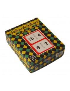 Yuka Kids Yayınları (7-77 Yaş) Çılgın Sayılarla Dikkat Oyunu Aritmatik Dikkat