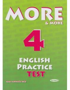 Kurmay Yayınları 4.Sınıf More English Practice Test 2015