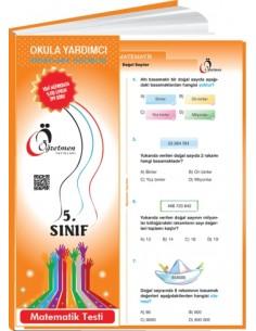 Öğretmen Yayınları Ortaokul 5.Sınıf Matematik Yaprak Test