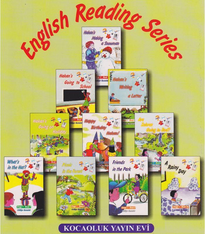 Kocaoluk Yayınları 2sınıf Ingilizce Hikaye Seti 10 Kitap
