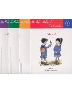 Kocaoluk Yayınları 1.Sınıf Bal Ela ve Arkadaşları (8 Kitap)