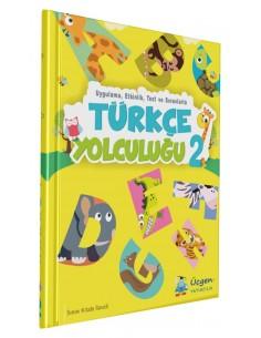 Üçgen Yayınları 2.Sınıf Türkçe Yolculuğu