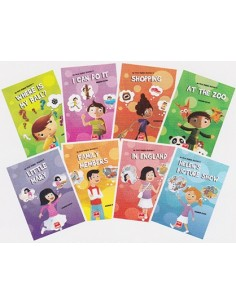 UMP Yayınları 2. ve  3.Sınıf My First English Stories Hikaye Seti