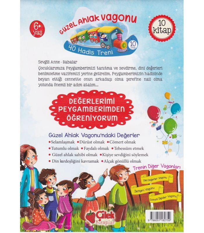 çilek Yayınları Güzel Ahlak Vagonu