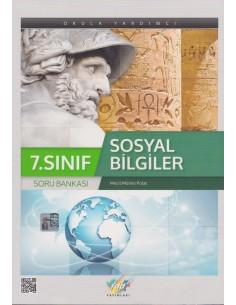 FDD Yayınları 7.Sınıf Sosyal Bilgiler Soru Bankası