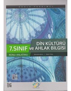FDD Yayınları 7.Sınıf Din Kültürü Konu Anlatımlı