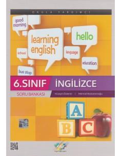 FDD Yayınları Ortaokul 6.Sınıf İngilizce Soru Bankası