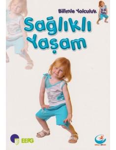 Etkin Okul Akıllı Çocuk Yayınları Sağlıklı Yaşam (5-6 yaş)