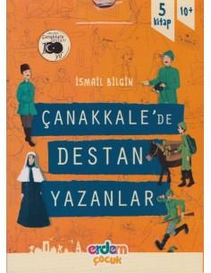 Erdem Yayınları Çanakkale'de Destan Yazanlar (5 Kitap)