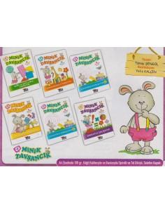 Açı Yayınlar Minik Tavşancık Eğitim Seti +3 yaş