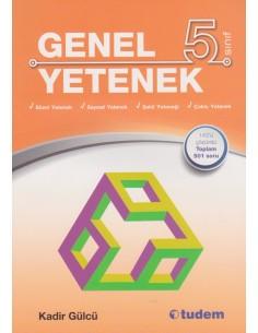 Tudem Yayınları İlkokul 5.Sınıf Genel Yetenek