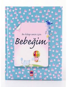Net Çocuk Bu Kitap Senin İçin Bebeğim