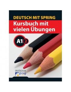 Deutsch Mit Spring Kursbuch Mit Vielen Übungen A1/2