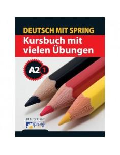 Deutsch Mit Spring Kursbuch Mit Vielen Übungen A2/1