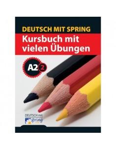 Deutsch Mit Spring Kursbuch Mit Vielen Übungen A2/2