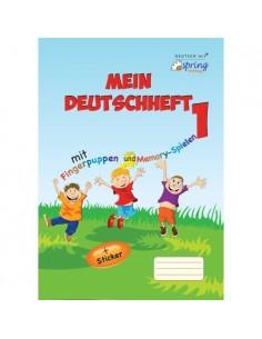 Deutsch Mit Spring Verlag Mein Deutschheft 1