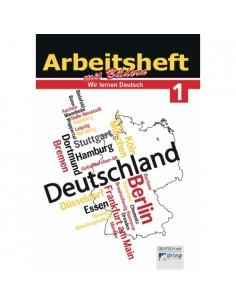 Deutsch Mit Spring Verlag Arbeitsheft Mit Bildern A1