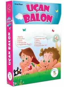 5 Renk Yayınları Uçan Balon Hikaye Seti (15 Kitap)
