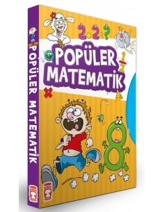 Timaş Yayınları Popüler Matematik (4 kitap)