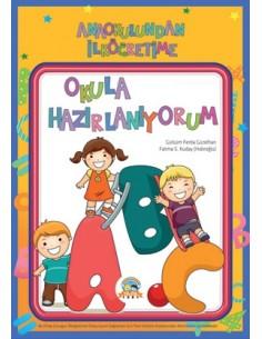 Yapa Yayınları Okul Öncesi Anaokuldan İlkokula Hazırlanıyorum (5 Yaş ve Üstü)