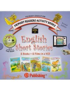 D-publishing İngilizce Hikaye Seti Level 3
