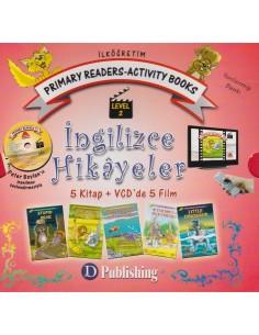 D-publishing İngilizce Hikaye Seti Level 2