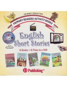 D-publishing İngilizce Hikaye Seti Level 1
